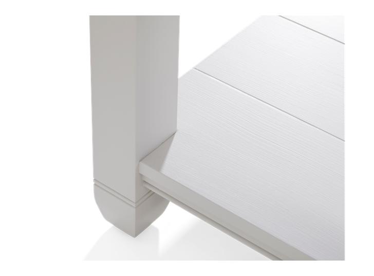 Chichester 850 Oak Countertop Washstand -Shell-Shell Detail 01