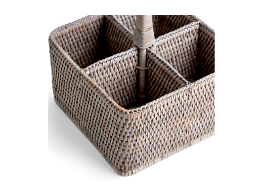 Ashcroft Cutlery and Condiment Basket_Detail