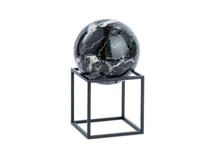 Ashford Marble Ball, Black 1