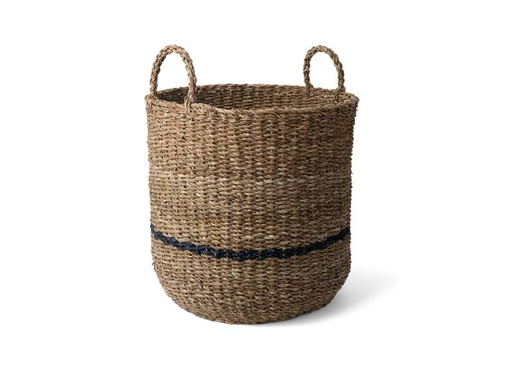 Redford log basket, large, 45