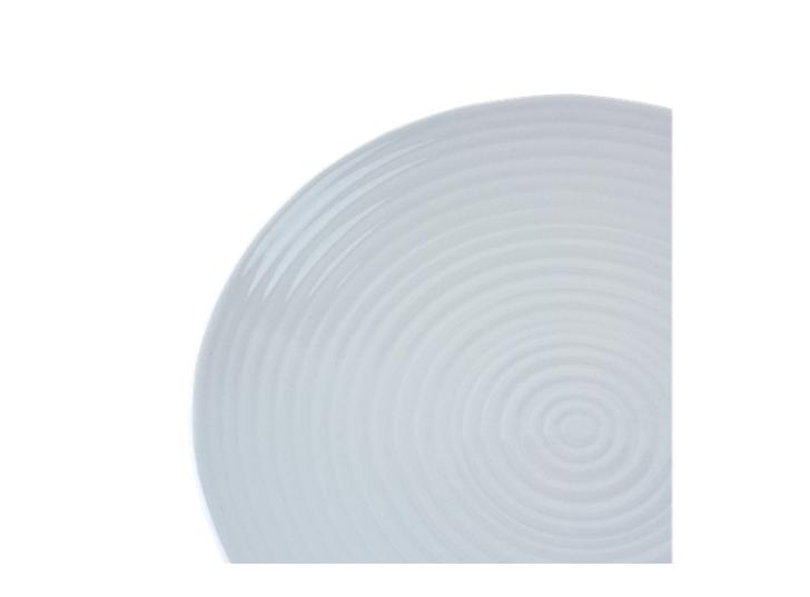 Lewes Dinner Plate Grey_Detail