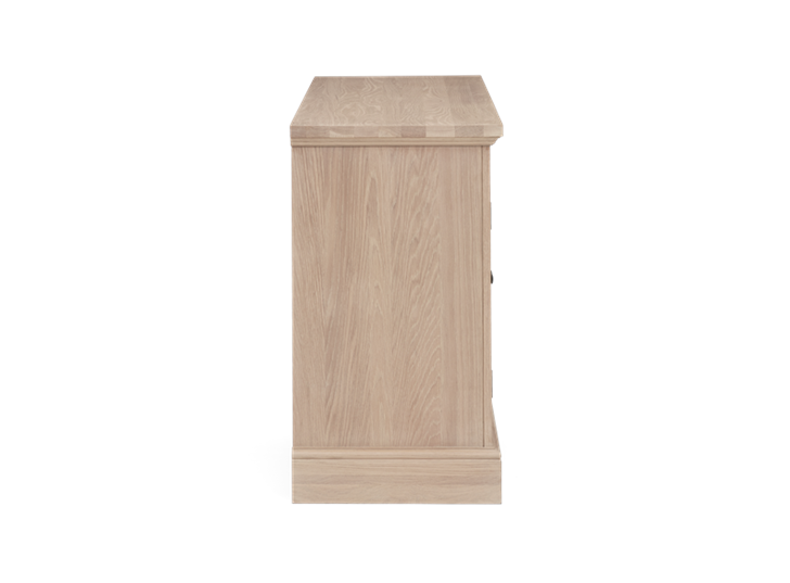 Henley 5ft Oak Sideboard Side