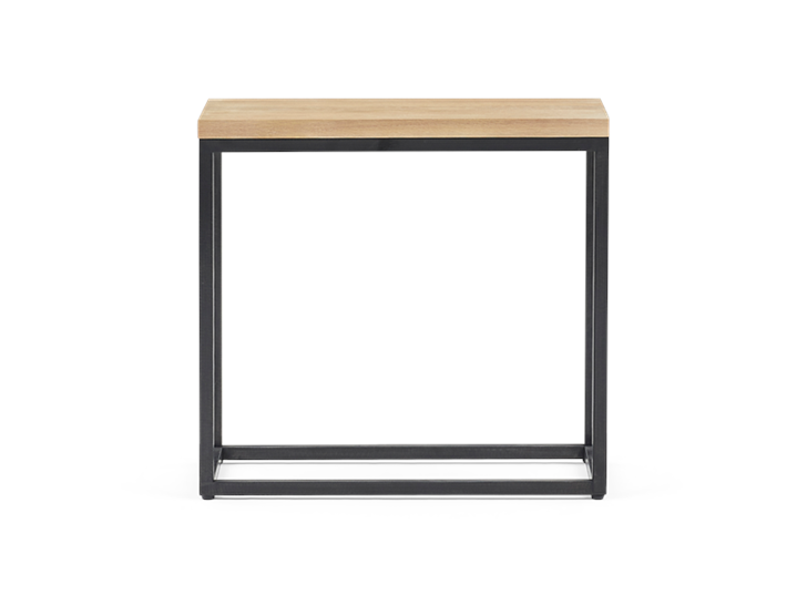 Carter Rectangular Side Table_Front