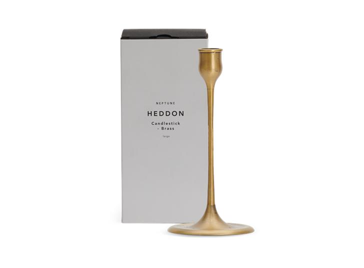 Heddon Large Candlestick_box