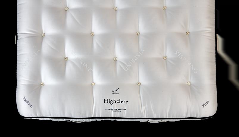 Highclere mattrress, detail 6