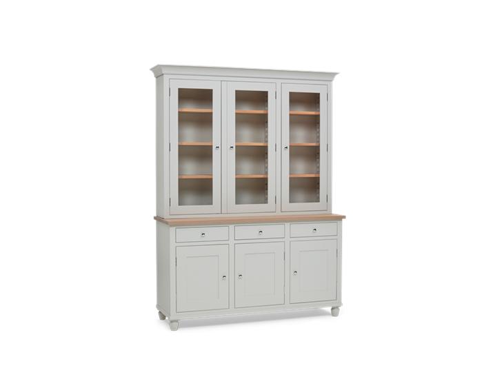 Suffolk 5ft Contemporary Dresser Silver Birch 3Q Closed ┬® Robert Smith 2020