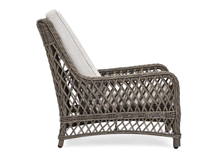 Harrington NT Relaxed Armchair_Side