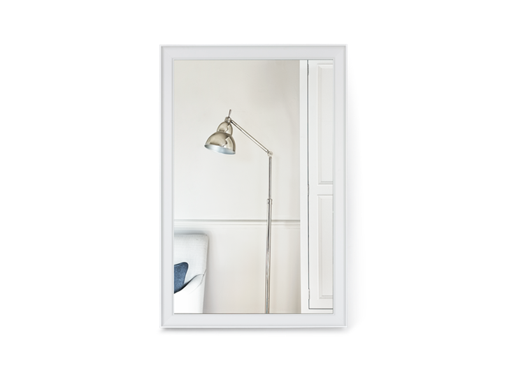 Chichester 124 Rectangular Mirror - Small 1