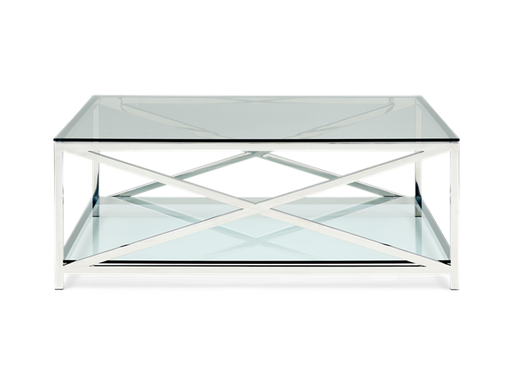 Manhattan Coffee Table Square_Side