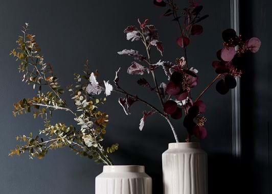 Beswick vases Ink wall