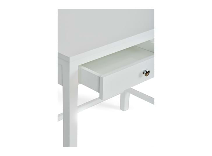 Aldwych dressing table Painted snow_drawer