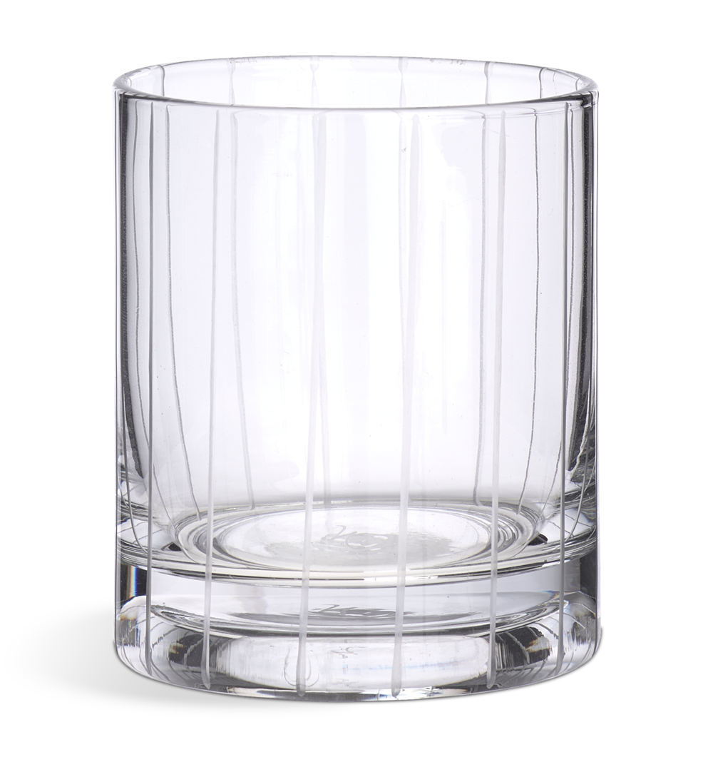 Mayfair Low Ball Glasses, Set of 6 1