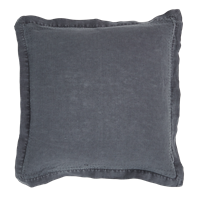 Beatrix Scatter Cushion  45x45cm, Grey