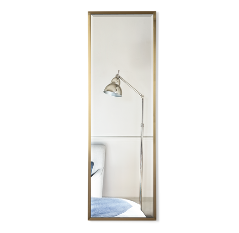Keswick rectangular mirror tall_front