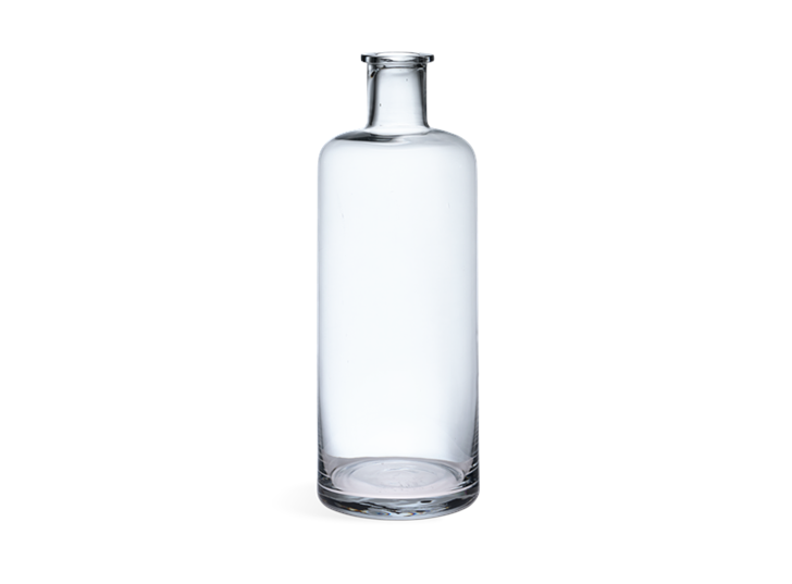 Castleford - Tall Bottle, Clear