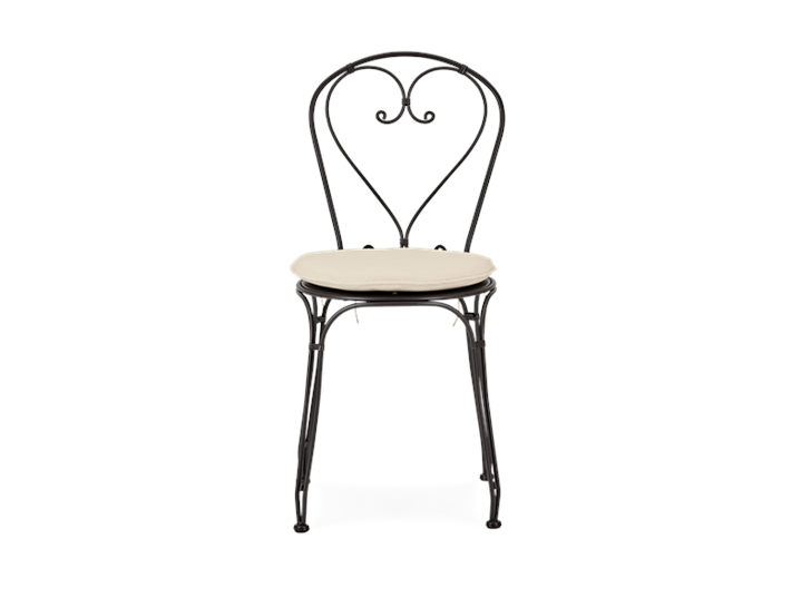 Boscombe Dining Chair with Oatmeal Cushion_Garden Furniture