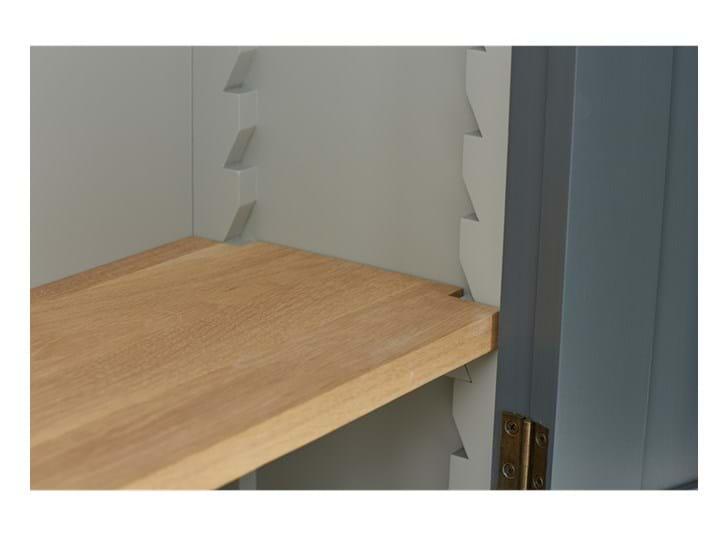 Henley 5ft AV Cabinet Detail 06