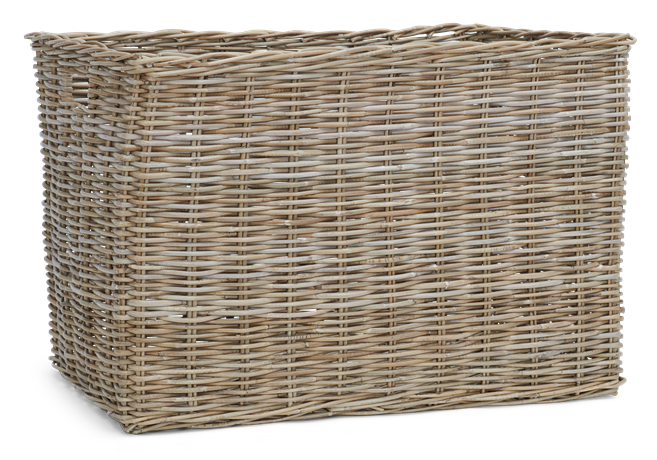 Somerton Rectangular Log basket