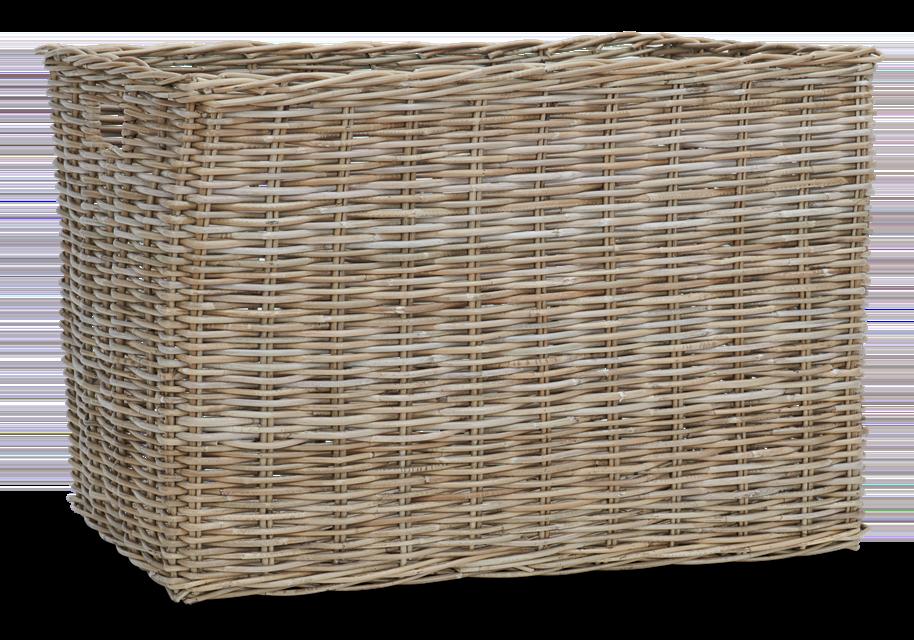 Somerton Rectangular Log basket