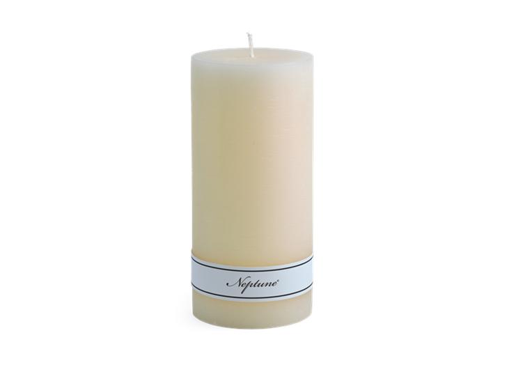 Blyton Calico 7x15 Pillar Candle