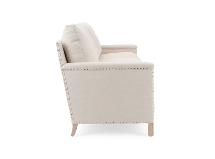 Casper 3 seater, hugo pale oak, side copy