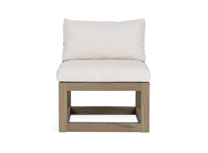Pembrey NT Modular Mid-Section Sofa - straight on