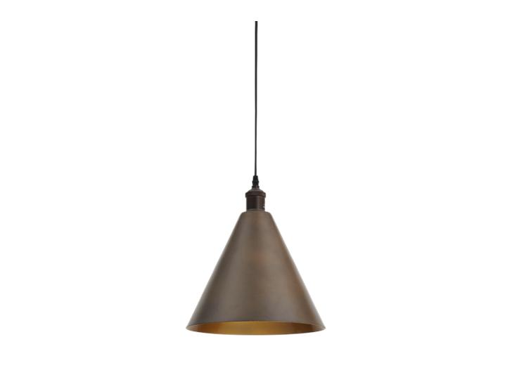 Keats_Conical Pendant_Bronze_0