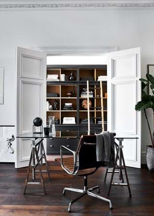 Manhattan Desk_Chawton Storage_Home Office