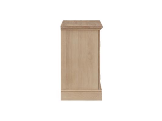 Henley 3ft Oak Sideboard Side