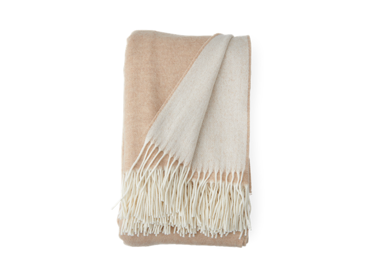 Thurston Reversible Throw Large Natural_Front