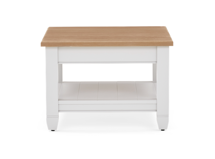 Chichester Low Square Side Table_Front