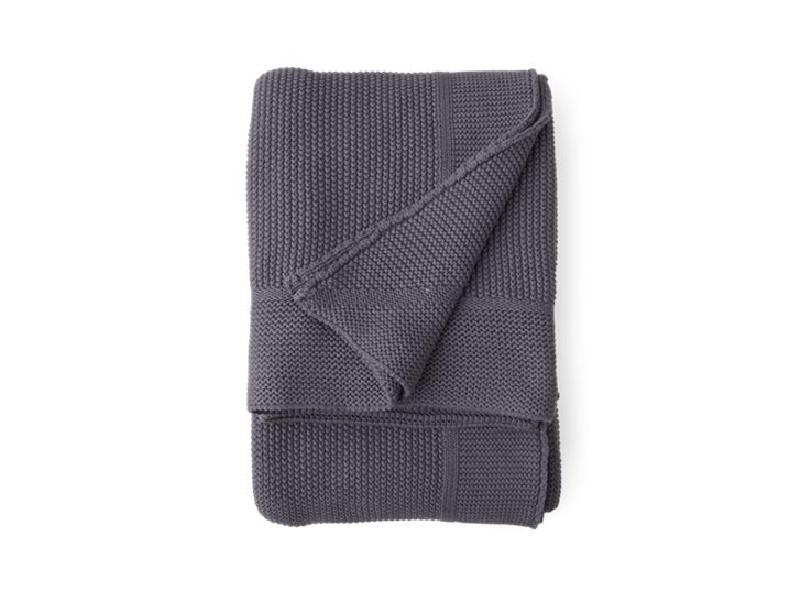 Kingswood Throw Mole Grey_Front