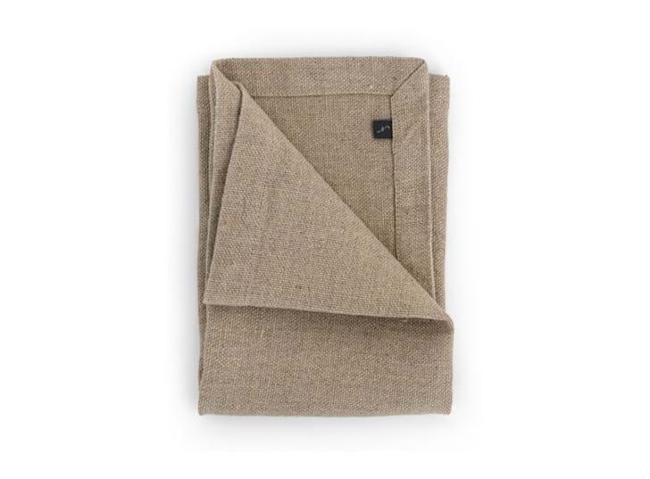 Elden snowflake napkins - folded reverse
