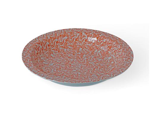 Olney decorative bowl, low bowl_3quarter