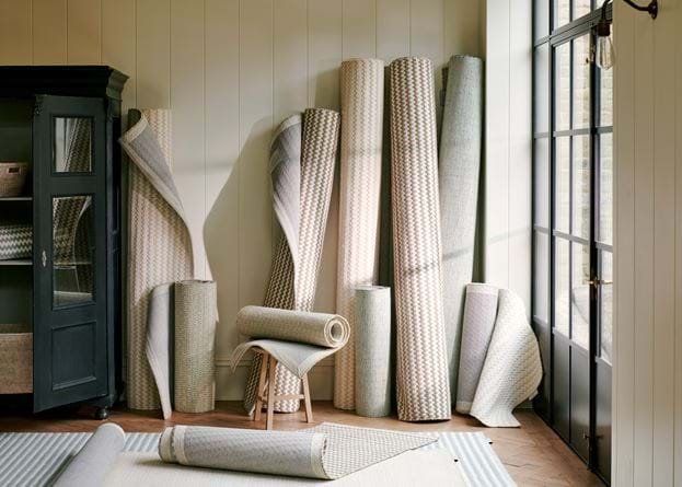 Rug and runner collection 02