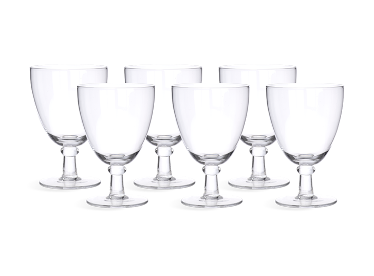 Barnes Red Wine Glasses - Set of 6
