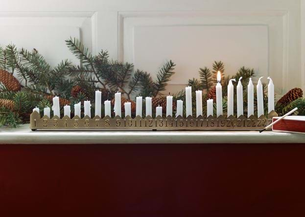 Advent candle holder-2