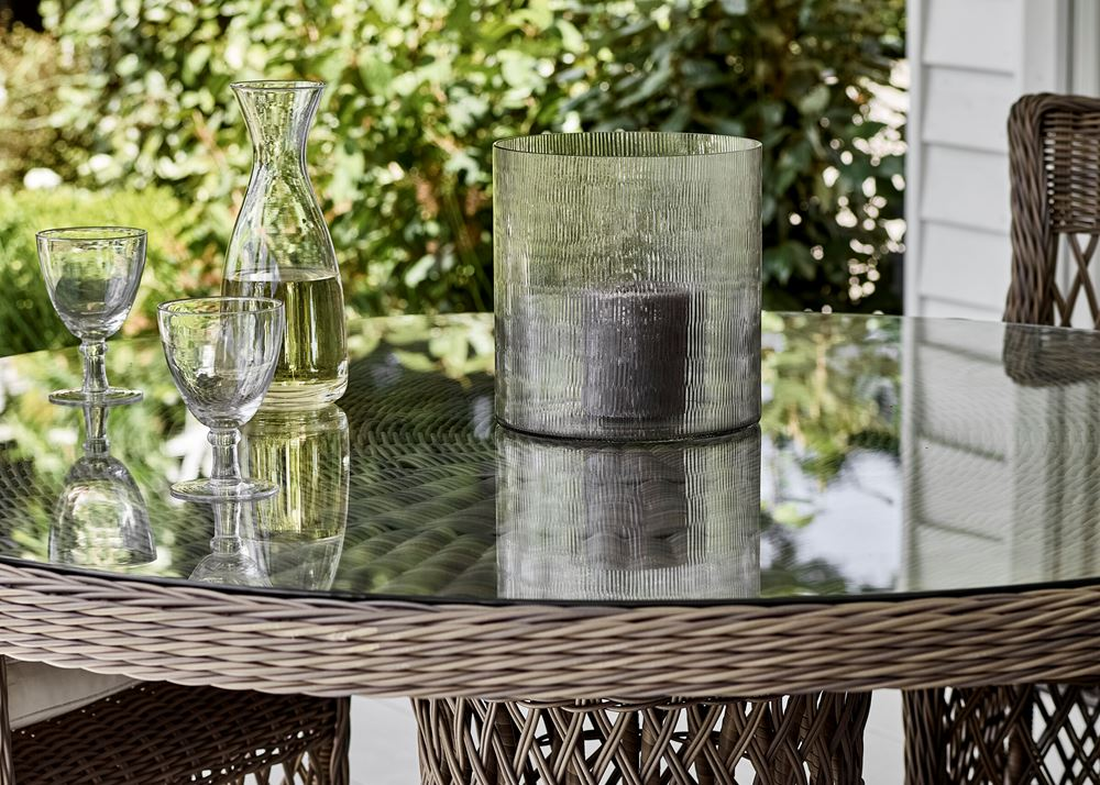 Harrington Round 6-seater Table Set_Garden Furniture_Weave