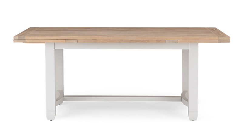 Chichester 180-290 Extending Table_Shingle_Front