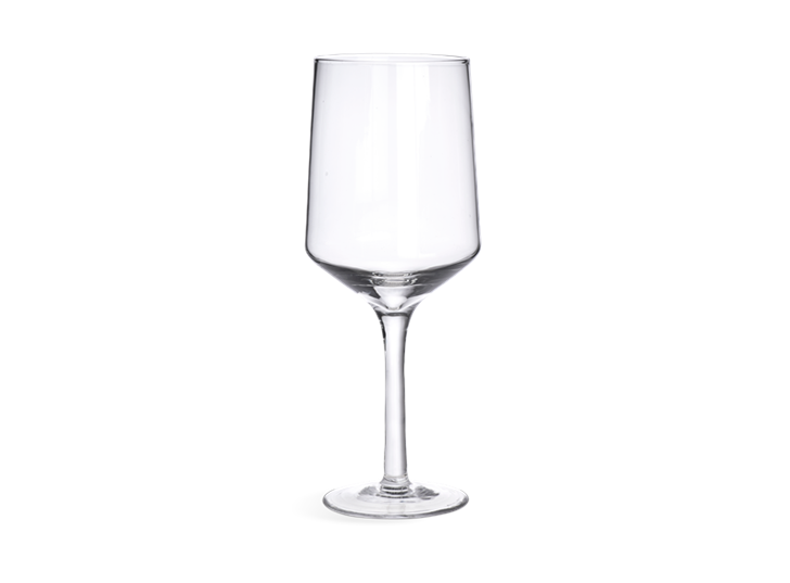 Hoxton Red Wine Glasses, Set of 6 1