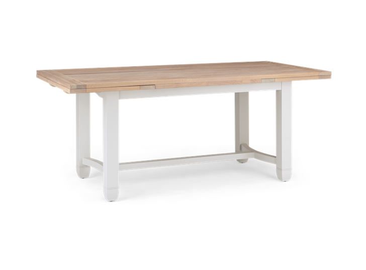 Chichester 180-290 Extending Table_Shingle_3Quarter