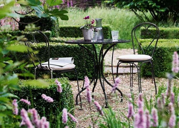 Boscombe Tea for Two Set_Garden Furniture_Courtyard