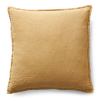 Beatrix Scatter Cushion 45x45cm, Saffron