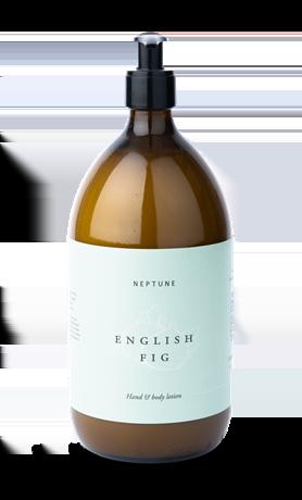 English Fig lotion 1l