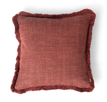 Isabelle 45x45cm Scatter Cushion, Harry Rose Hip