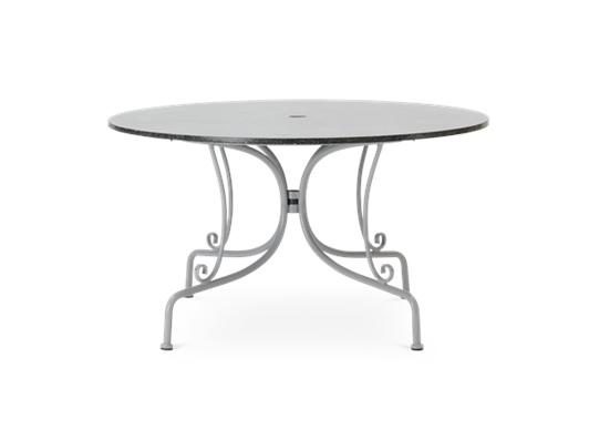Boscombe 130 Table Cobble and Granite_Garden Furniture