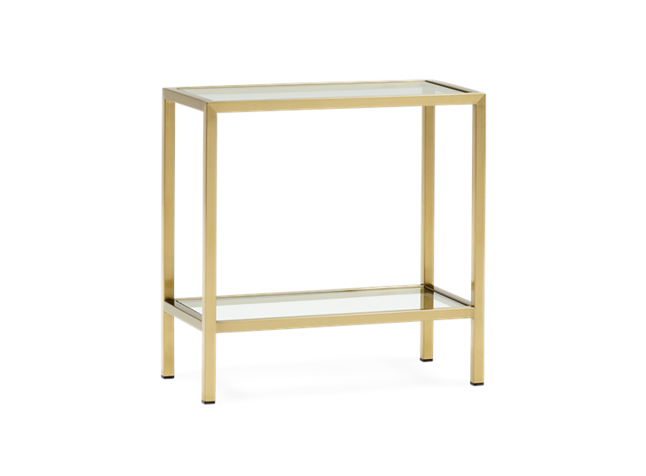 Keswick Rectangular Side Table_3Quarter