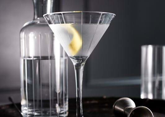 Mayfair Martini Glasses