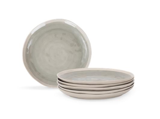 Lulworth Dessert plate, 5 stack copy