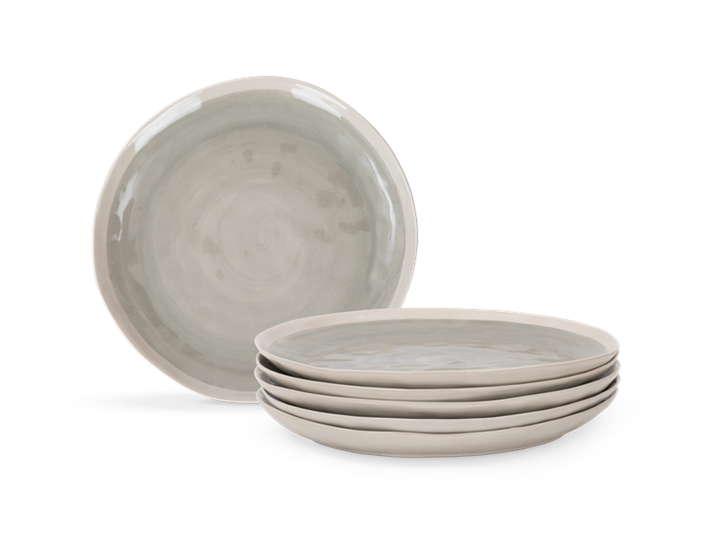 Lulworth Dinner plate, 5 stack copy